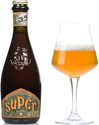 Birra Super bitter cl 33 - Baladin cartone da 12 pz