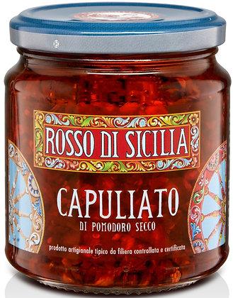 Capuliato di pomodoro secco 290GR - Rosso di Sicilia