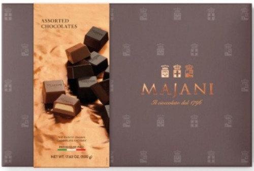 Scatola istituzionale gr.500 - Majani