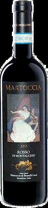 Rosso di Montalcino DOCG 2018 - Martoccia