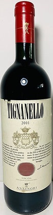 Tignanello igt 2001 cl 75 - Antinori