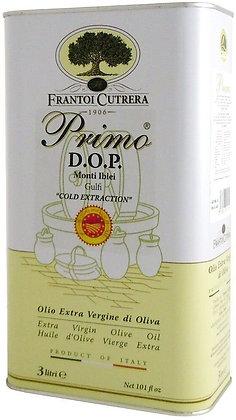 Olio Extra Vergine di Oliva D.O.P. Monti Iblei 3 L - Cutrera