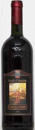 Brunello di Montalcino Riserva docg 1997 cl 75 - Banfi