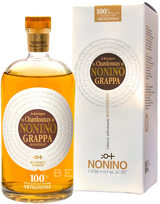 Grappa Chardonnay barrique cl 70 - Nonino