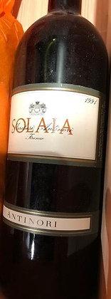 """""""Solaia"""" Toscana rosso igt 1991 cl 75 - Antinori"""