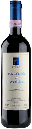 Vino Nobile di Montepulciano 2017 DOCG cl 75 - Romeo