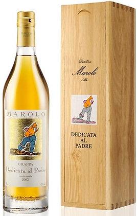 Grappa dedicata al padre cl 70 - Distillerie Marolo