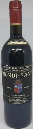 Brunello di Montalcino Riserva docg 1997 cl 75 - Biondi Santi