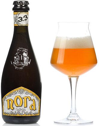 Birra Nora cl.33 - Baladin cartone da 12 PZ