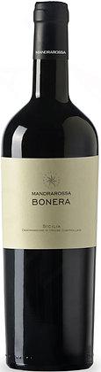 Bonera Rosso Sicilia doc 2018 cl 75 - Mandrarossa