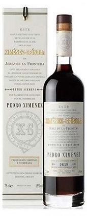 Sherry Pedro Ximenez cl 75  Spinola
