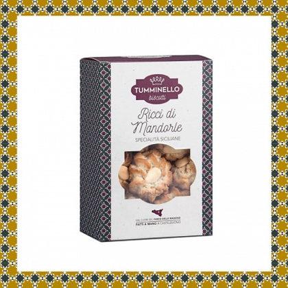 Ricci di Mandorle gr 270 - Tumminello biscotti