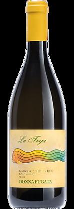 La Fuga  chardonnay doc 2018 cl 75 Donnafugata
