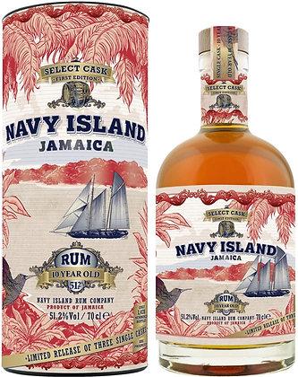 Rum Navy Island 10 Years Old - Jamaica