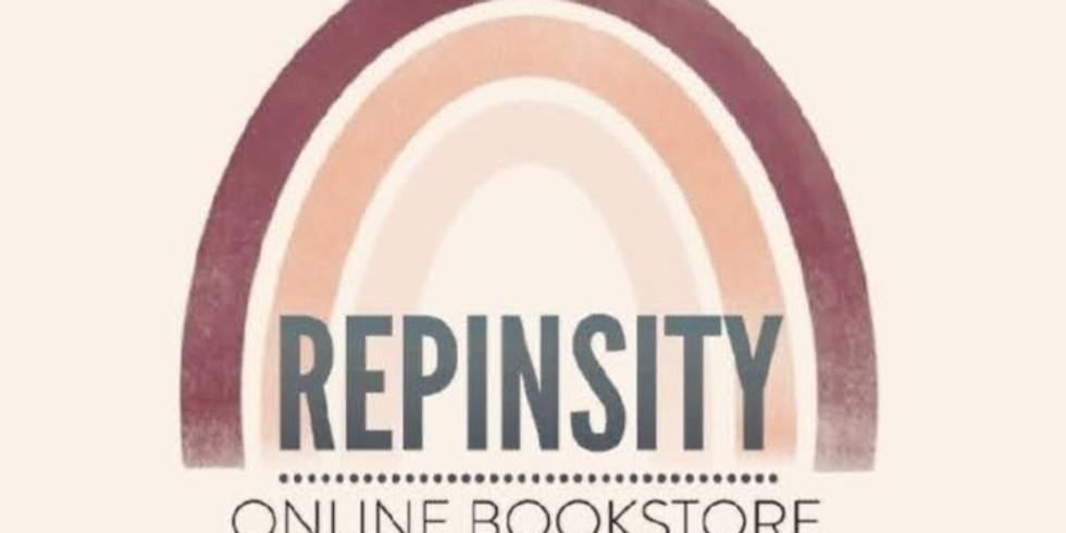 Pop Up Bookshop (Town Ice Cream)