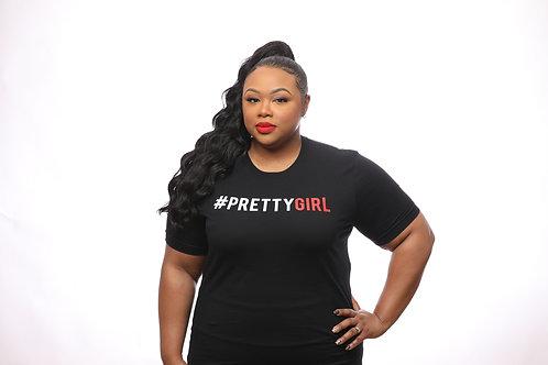 #PrettyGirl Tee [Dark]