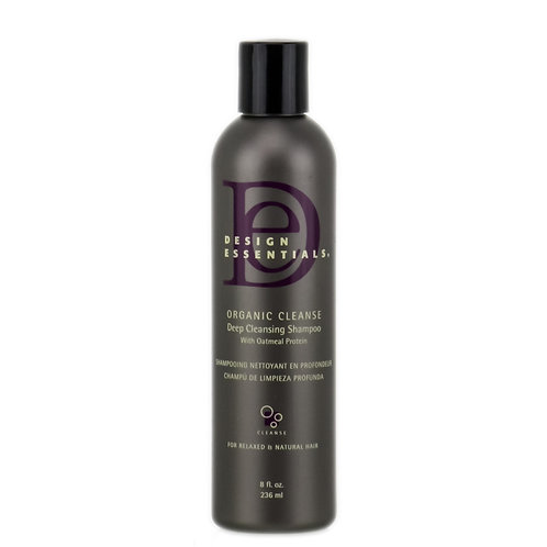 Design Essentials Oat and Henna Shampoo 8oz.