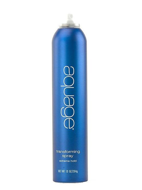 Aquage transforming spray 10oz.