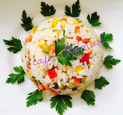 Рис мексиканский