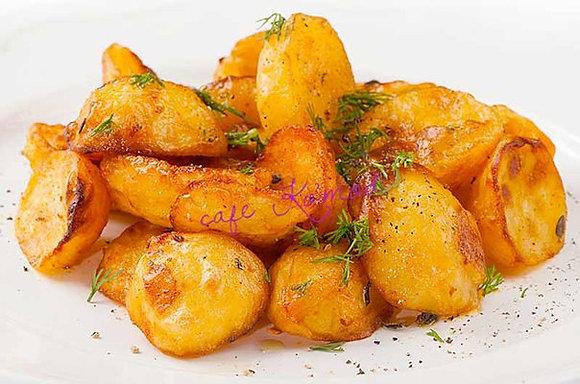 Картошечка запеченая
