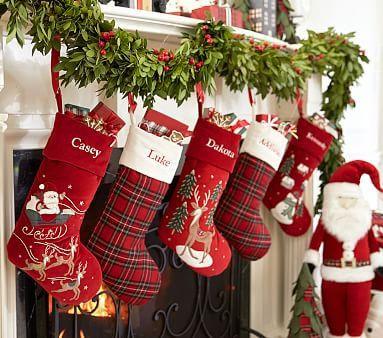 A Tradição das Meias de Natal
