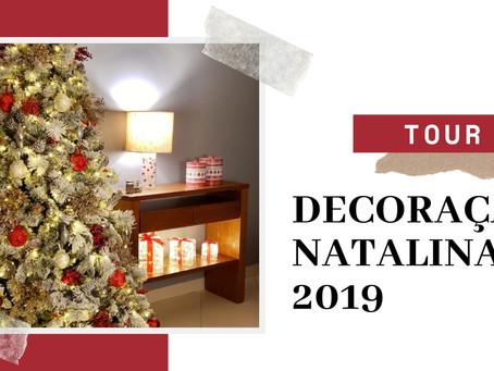 TOUR PELA SALA | Decoração Natalina 2019