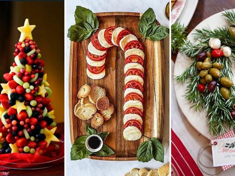 Ceia de Natal: ideias criativas para arrasar nos aperitivos