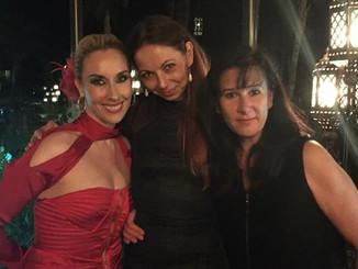 Christina Lyon, Katarzyna Kozielska, Larissa Saveliev in Messico