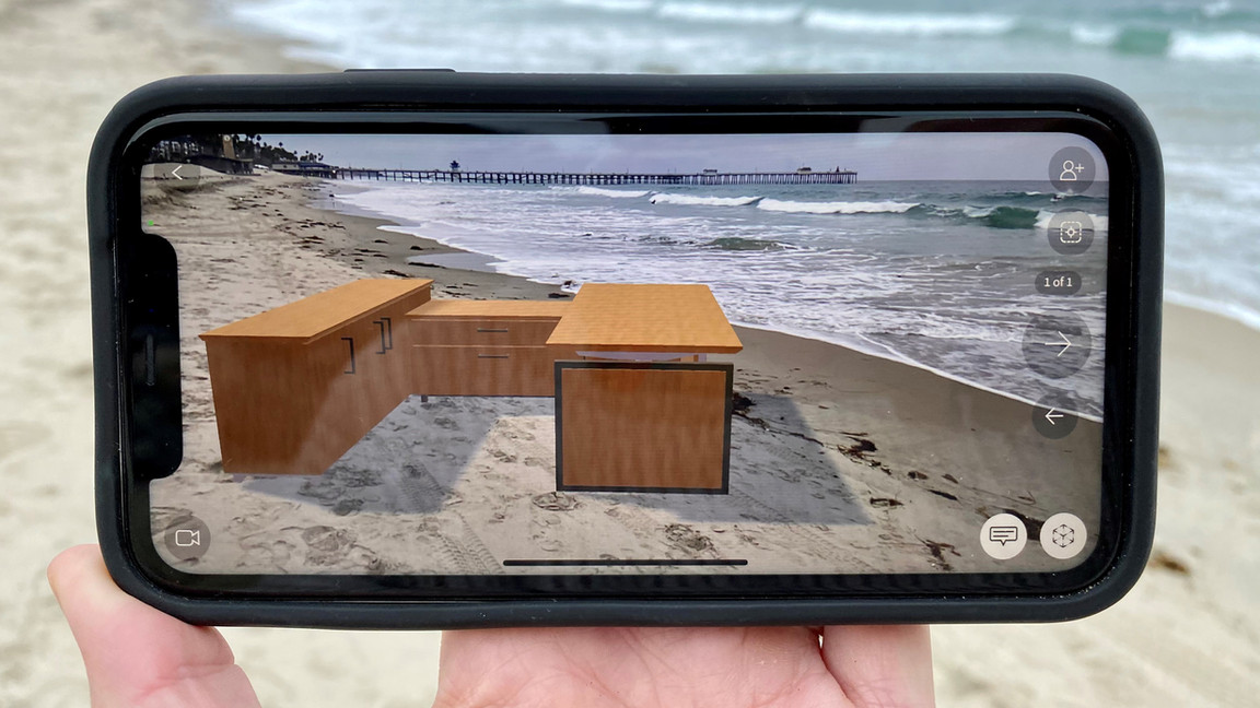 Augmented Reality model
