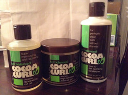 Cocoa Curls