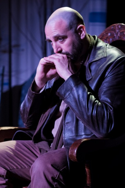 """""""In a play about souls, Swidey's character ends up as the soul of the play, and in his performance of a man we can't figure out, Swidey himself is the soul of the cast."""" - Review, A DYBBUK, EgoPo Classic Theater, Howard Shapiro, Philadelphia Inquirer"""