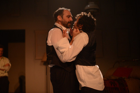 """""""Ed Swidey is probably two decades younger than most Willys, but the casting proves inspired. Swidey brings an energy and passion to the role which could carry any production."""" - Review,  DEATH OF A SALESMAN, EgoPo  Classic Theater,  Christopher Munden, Phindie.com"""