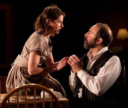 Barrymore Award nominee for Best Supporting Actor as Trigorin in THE SEAGULL at EgoPo Classic Theater.