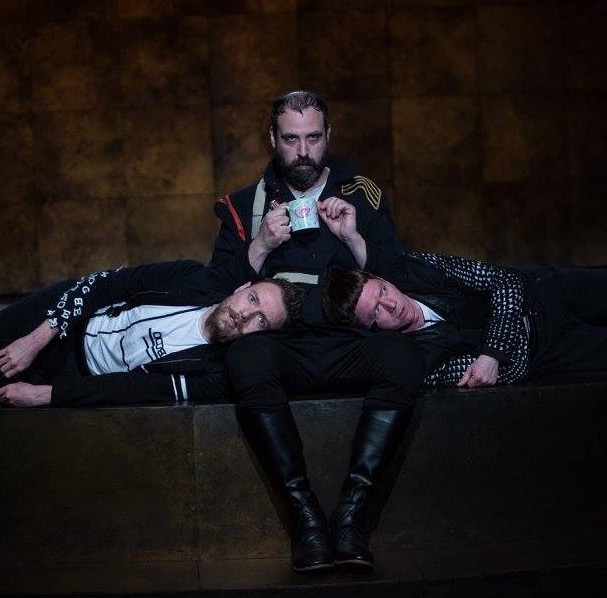 Barrymore Award nominee for Best Supporting Actor as The Player in ROSENCRANTZ & GUILDENSTERN ARE DEAD at the Wilma Theater.