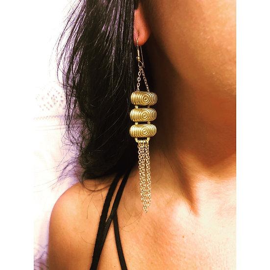 Deviant earrings