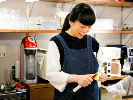 「マイノリティと非マイノリティが相互理解できるCafe」で食べる、タルトの味は。②