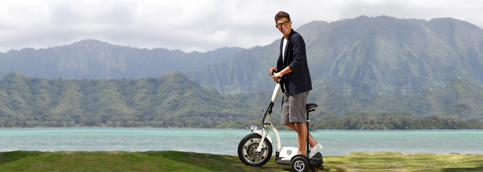 Motorized scooter for adults , 3 wheel scooter