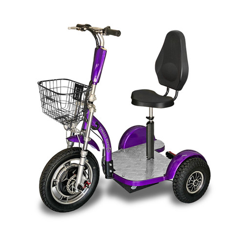 Purple Triad 1000W Quantum Dual