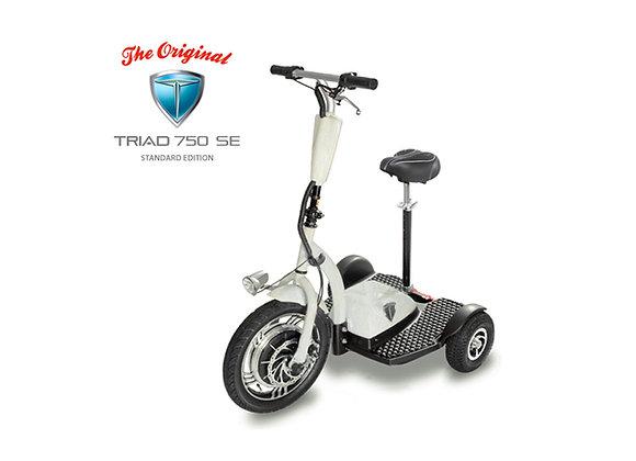 Triad 750 SE with Bike Seat