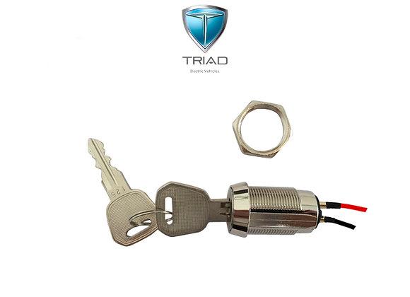 Triad Ignition Column and 2 Keys