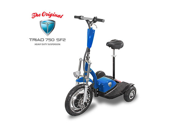Triad 750 SF2 with Bike Seat