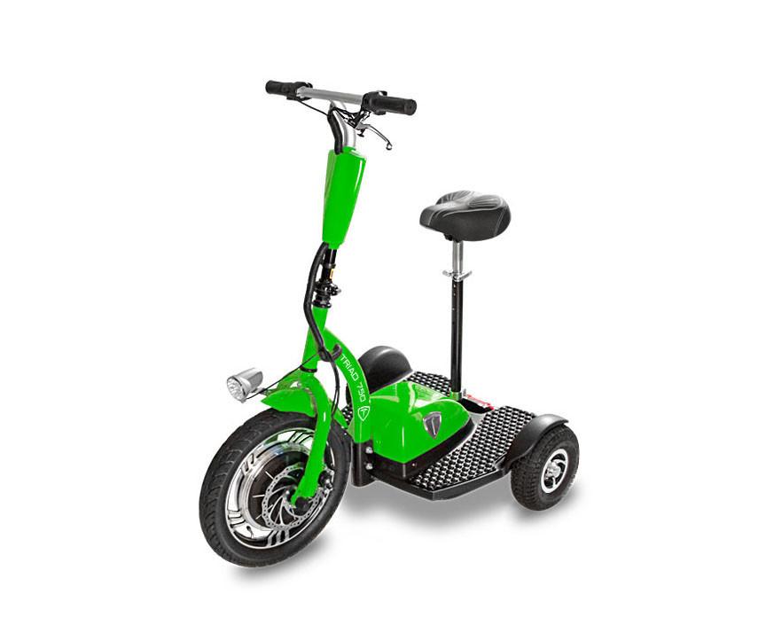 Triad 750 SE Green Model