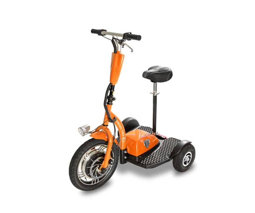Triad 750 SE Orange Model