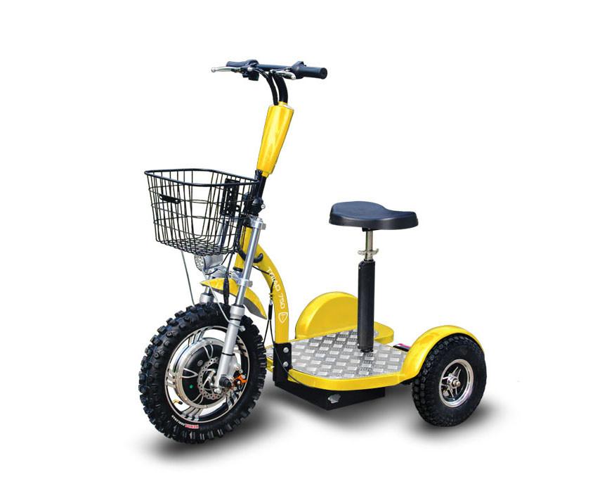 Triad 750 CSX Yellow