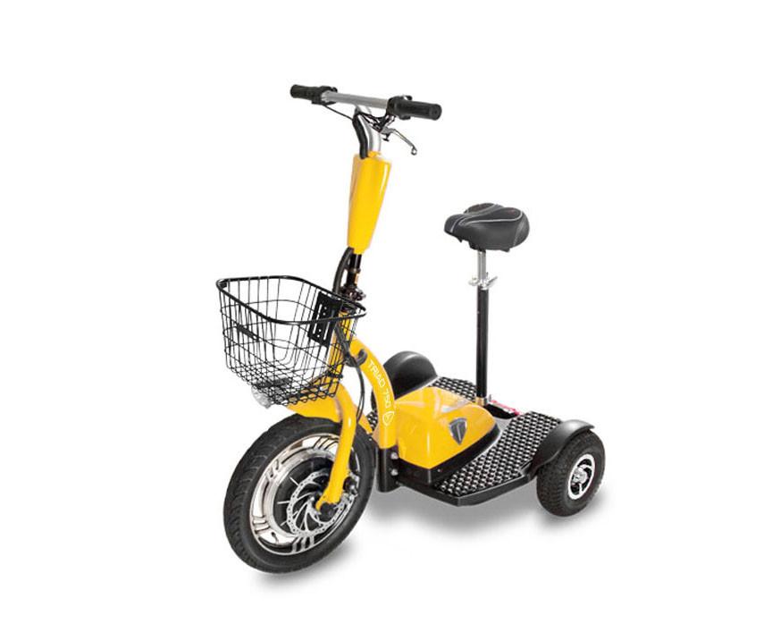 Triad 750 SE Yellow Model