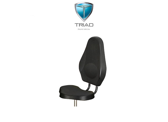 Triad Seat and Backrest