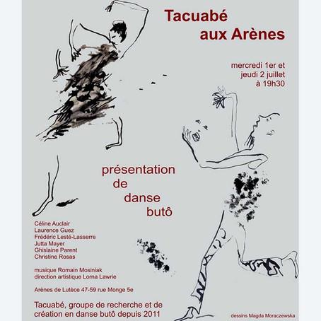 2015 – Arènes de Lutèce et association Tenri, Paris