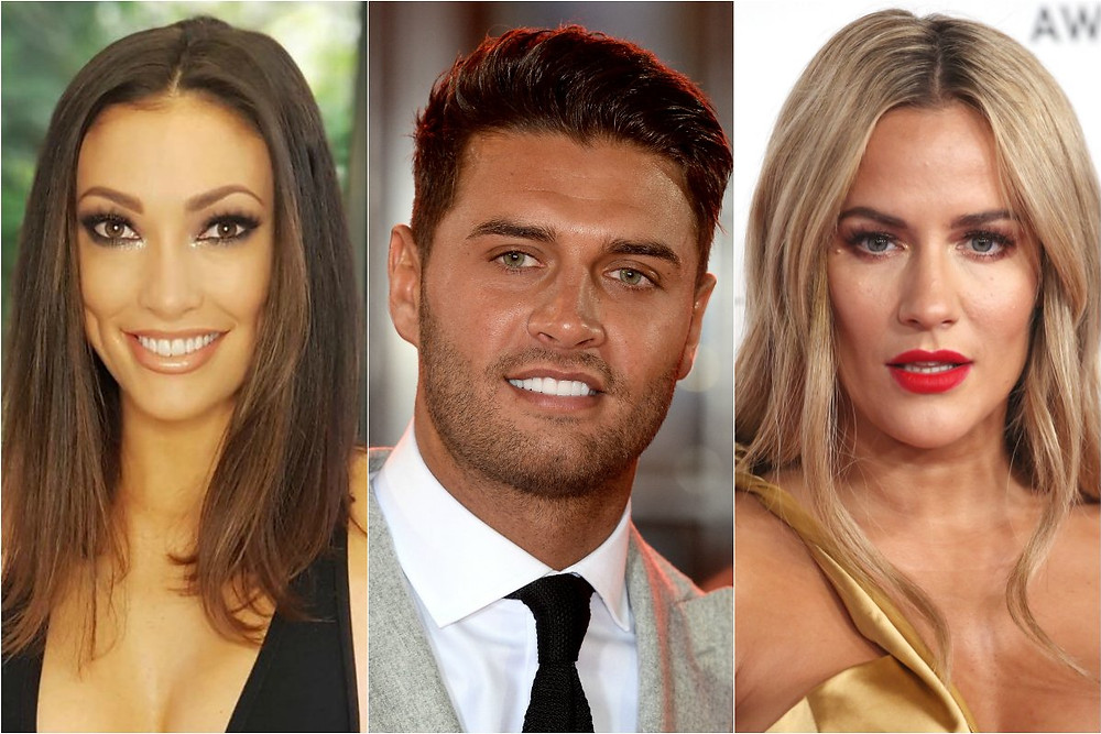 Sophie Gordon (left) died on the 20th June 2018. Mike Thalassitis (middle) died on March 15th 2019