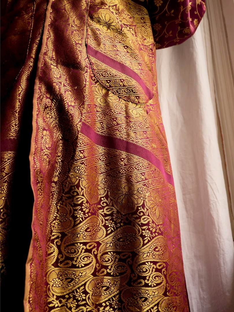 Fire Goddess Kimono
