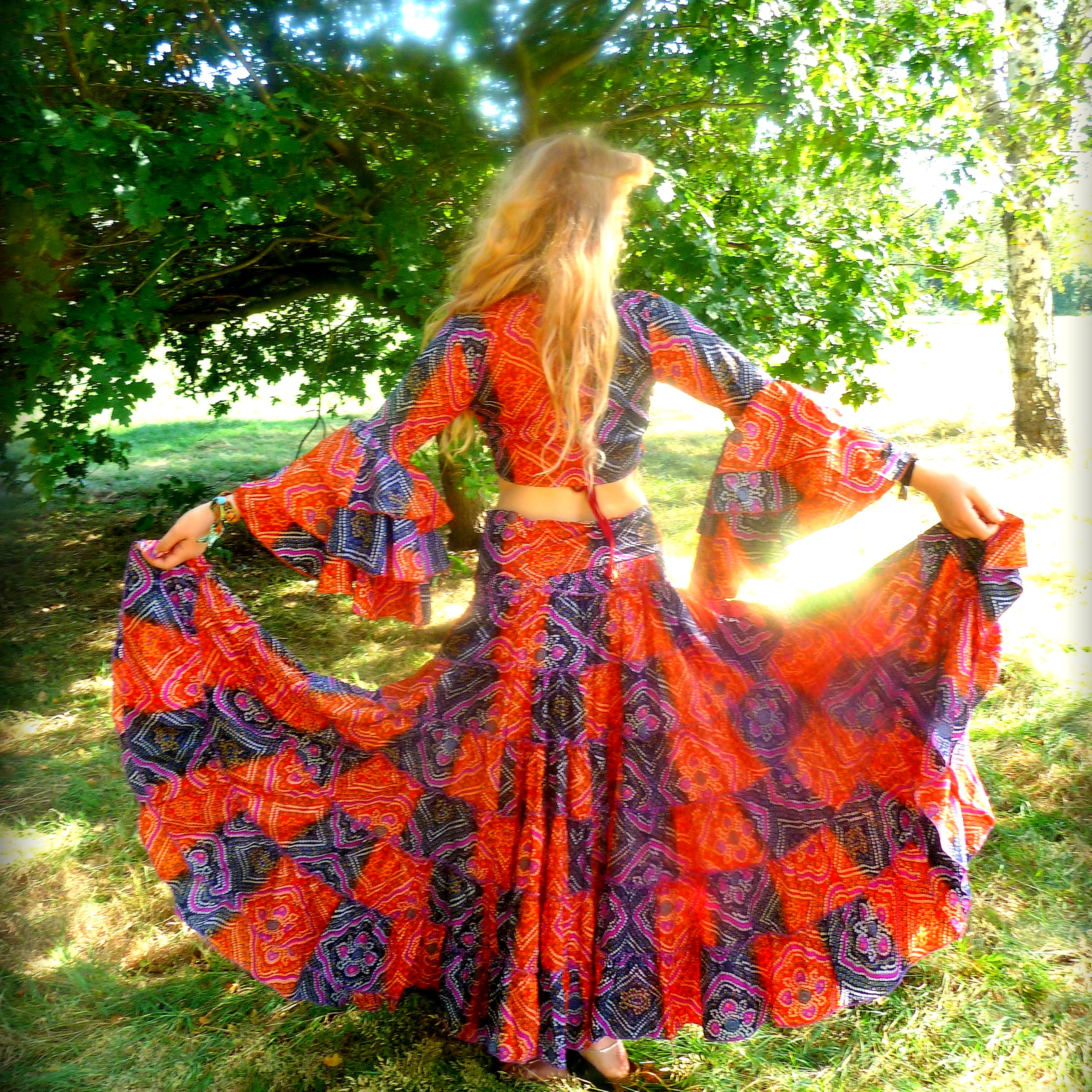 Gypsy two piece